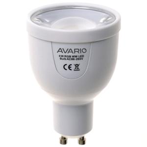 GU10 Avario 300w - image GU10-Avario-300w on https://avario.ae