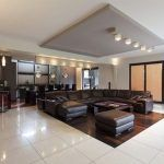 Modern Home Automation Living room in Dubai
