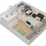 4 Bedroom Home - image Floor-plan-1-150x150 on https://avario.ae