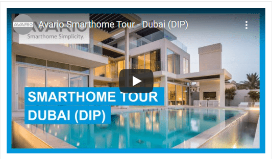 Dubai Smart Home Lifestyle - image Play-the-video on https://avario.ae