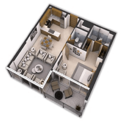 1bed-250 - image 1bed-250 on https://avario.ae